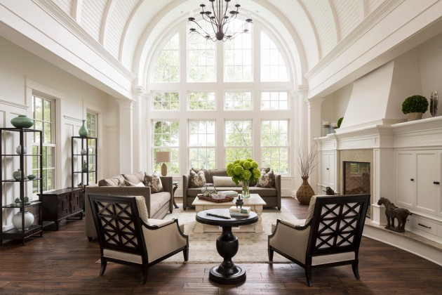 Classy Traditional Living Room Designs For Your Home