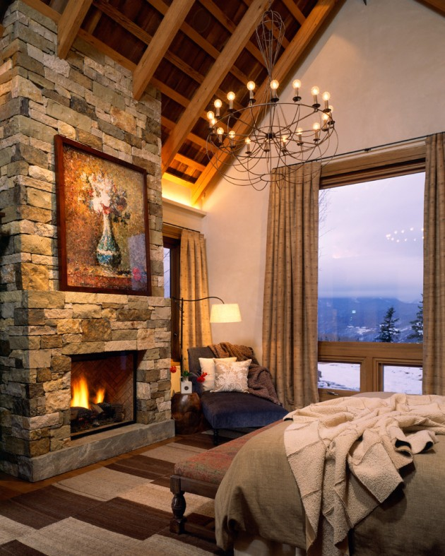 15 Cozy Rustic Bedroom Interior Designs For This Winter