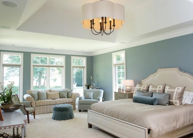 15 Cozy Traditional Bedroom Design Decoration Ideas