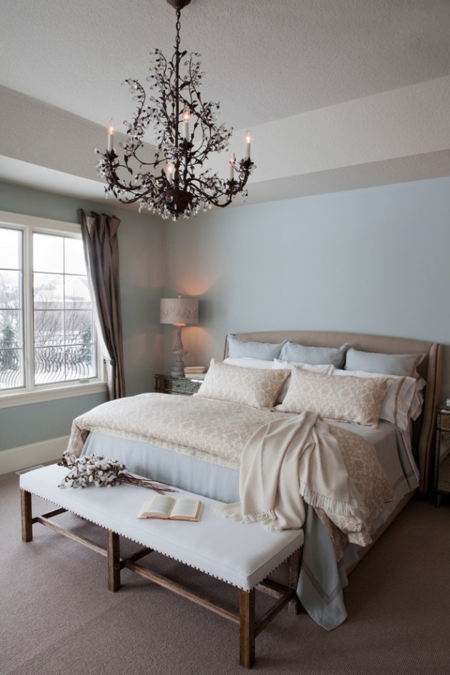 15 Cozy Traditional Bedroom Design Amp Decoration Ideas