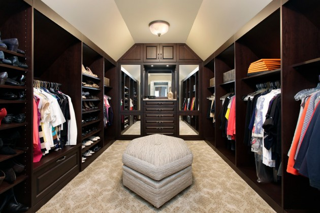 Amazing 15 Elegant Luxury Walk In Closet Ideas To Store Your Clothes In That Look  Like Boutiques
