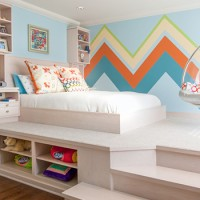 15 Entertaining Contemporary Kids' Room Designs