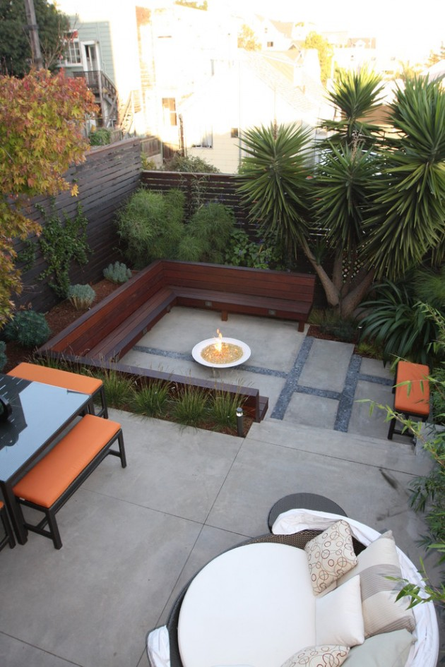 15 Fresh Modern Patio Designs For Your Courtyard