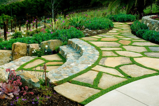 - 15 Ideas For Your Garden From The Mediterranean Landscape Design