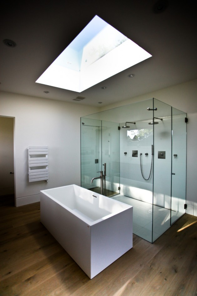 Contemporary Interior Design: 15 Incredibly Modern Mid-Century Bathroom Interior Designs