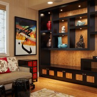 15 Inspirational Home Office Designs With Influence From The Orient