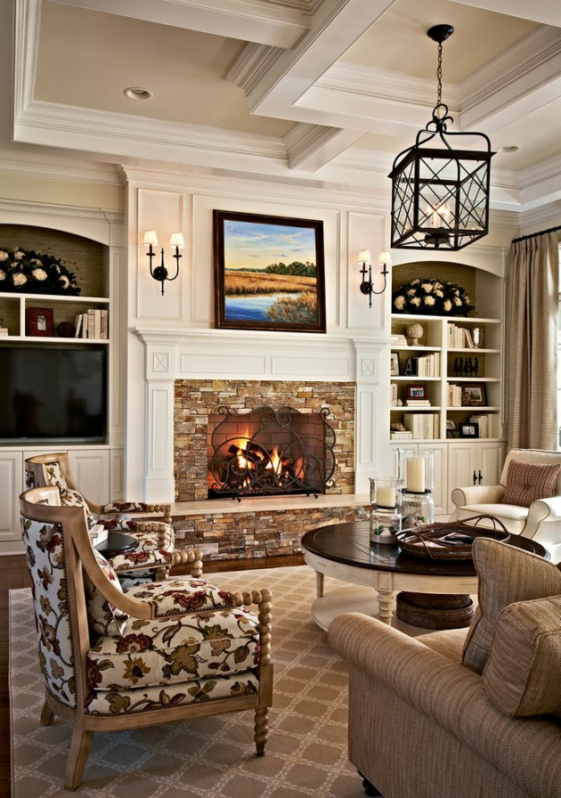 15 Mesmerizing Living Room Designs For Any Home Style