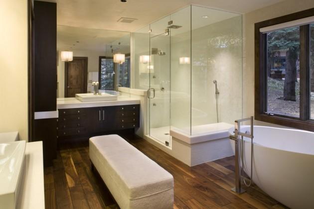 15 Minimalist Modern Bathroom Designs For Your Home