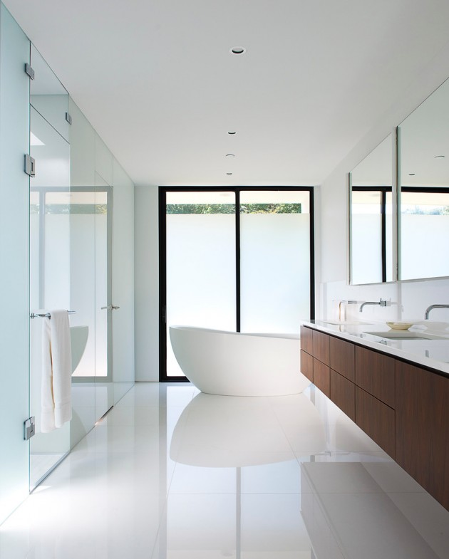 Modern Homes Modern Bathrooms Designs Ideas: 15 Minimalist Modern Bathroom Designs For Your Home