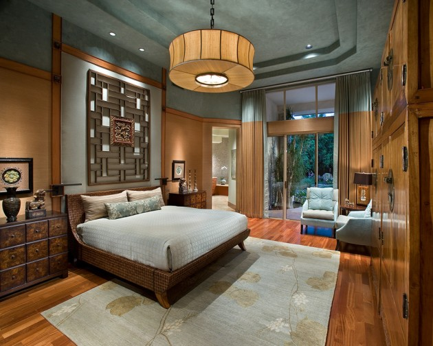 15 Of The Most Relaxing Asian Bedroom Interior Designs