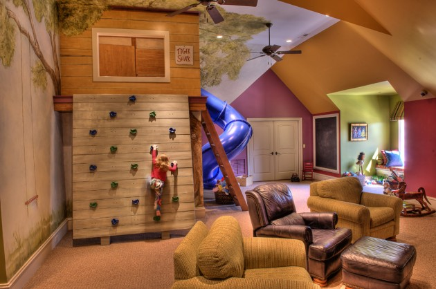 15 Playful Eclectic Kids' Room Designs Full Of Creative Ideas