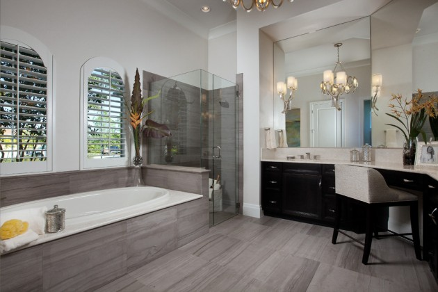 15 Unbelievable Contemporary Bathroom Designs You Need To See