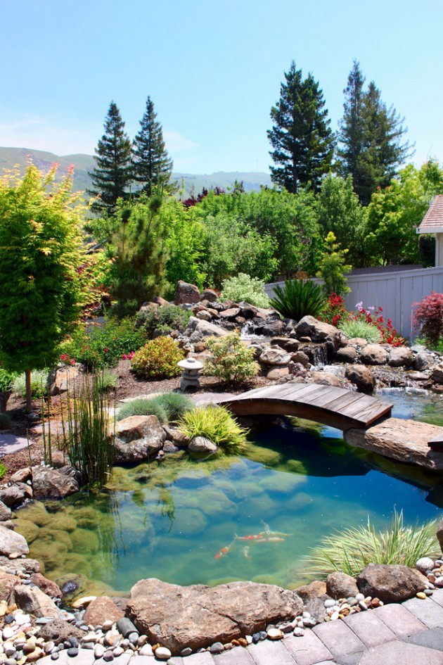15 Wonderful Zen Inspired Asian Landscape Ideas