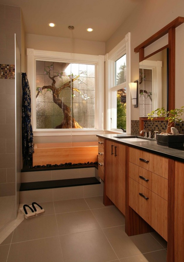 Bathroom Zen Design Ideas 15 zen-inspired asian bathroom designs for inspiration