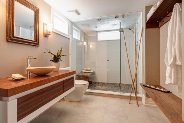 15 Zen-Inspired Asian Bathroom Designs For Inspiration