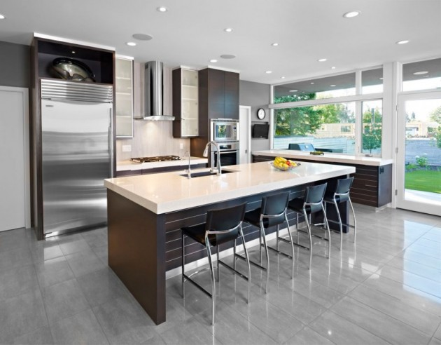 10 Extravagant Dream Kitchen Designs for Every Contemporary Home