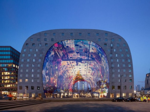 People's Imagination Has No Limits: 7 Architectural Masterpieces You Must See