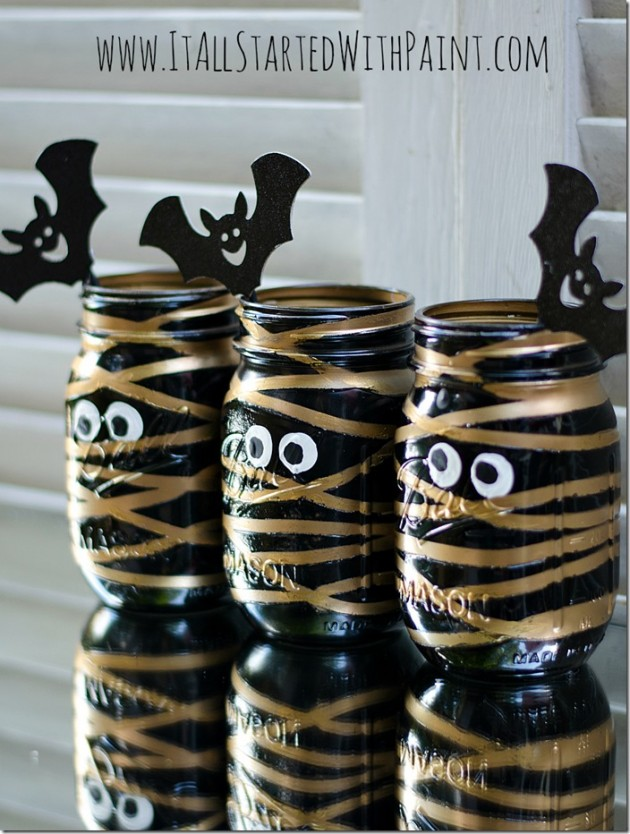 17 Low Budget & Unique DIY Halloween Decorations You Must See