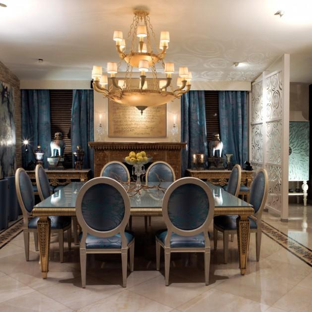 35 Luxury Dining Room Design Ideas: Top 12 Astonishing Luxury Dining Room Ideas That Wows