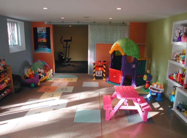 Top 15 Most Exciting Colorful Playroom Ideas for Your Dearest