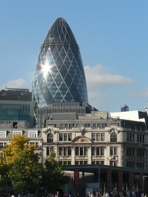 London's Contemporary Architecture: Key Building in the British Capital