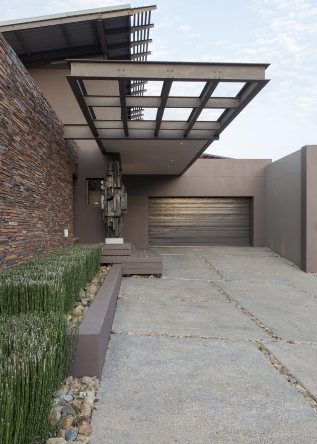 House Duk by Nico van der Meulen