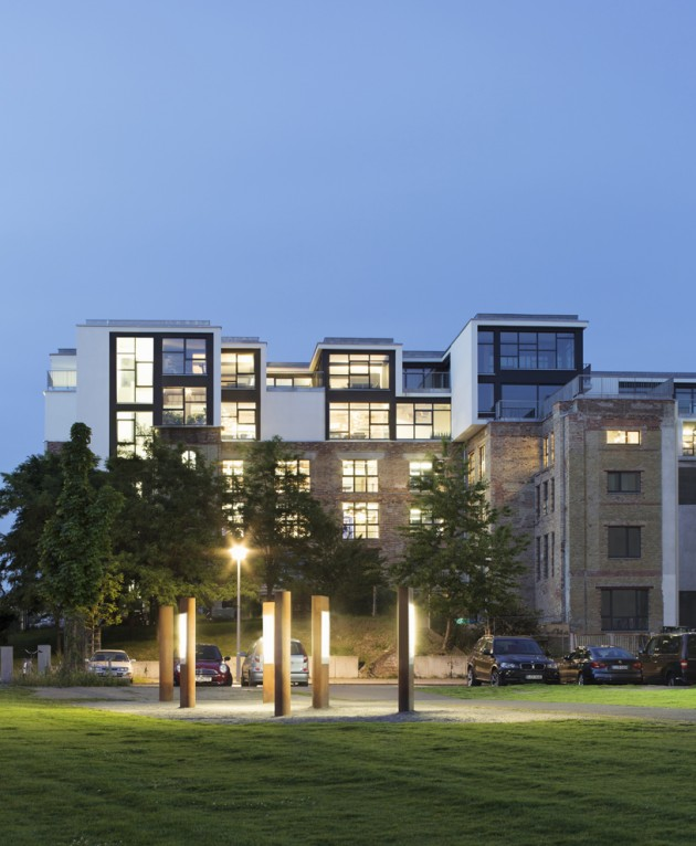 FACTORY BERLIN by Julian Breinersdorfer Architecture