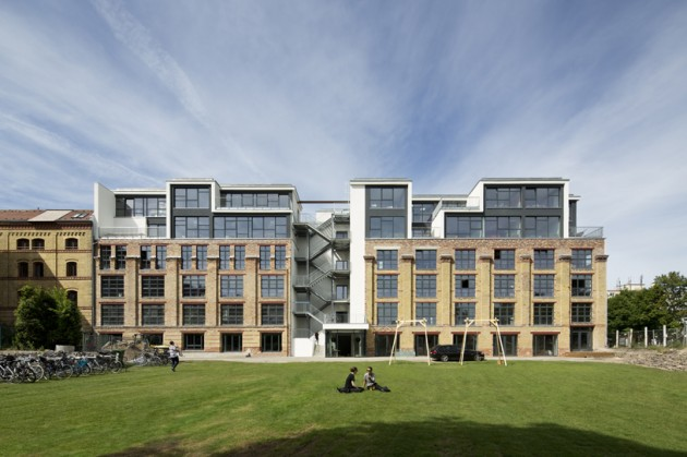 FACTORY BERLIN by Julian Breinersdorfer Architecture