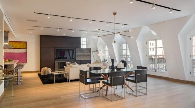 Tribeca Penthouse With Signature Design