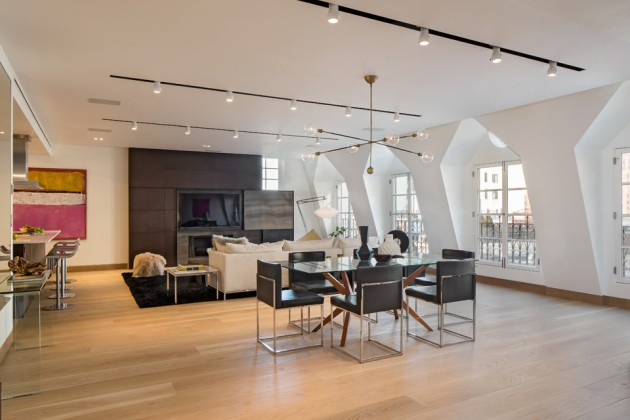 Tribeca Penthouse With Signature Design