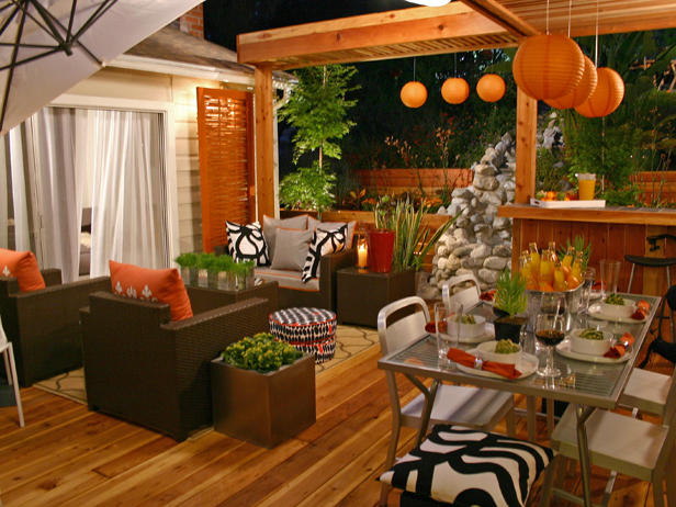 Autumn Guide to Outdoor Entertaining