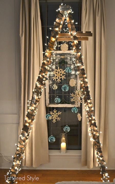 Top 21 the most spectacular unique diy christmas tree ideas Cool christmas house decorations