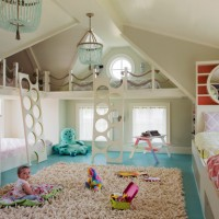 19 Delightful Contemporary Dream Kids Room Design Ideas