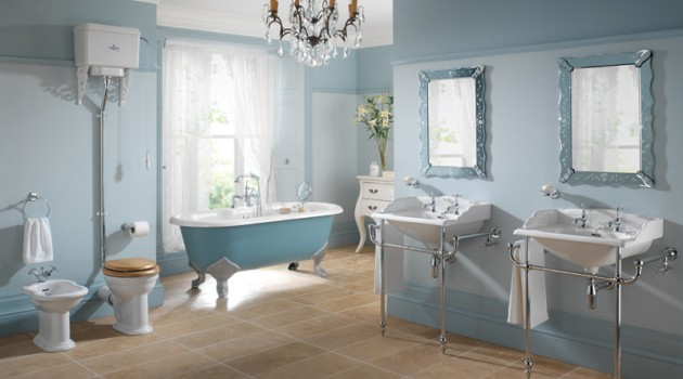 15 Traditional Bathroom Ideas- You'll Fall In Love With Them