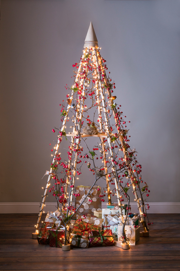 Top 21 The Most Spectacular Amp Unique Diy Christmas Tree Ideas