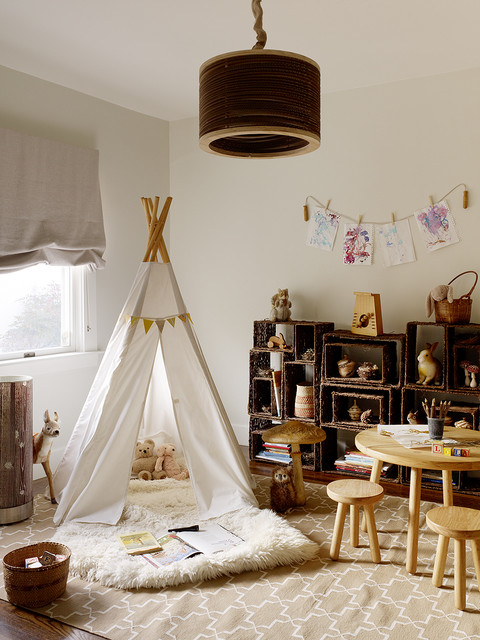 19 Delightful Contemporary Dream Kids Room Design Ideas