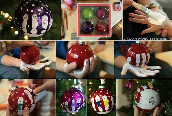 Top 17 Most Brilliant DIY Christmas Kids Crafts