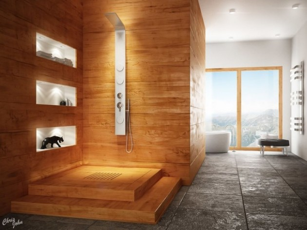 14 The Most Coolest Shower Designs That Will Admire You