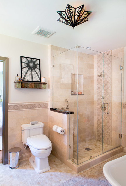 18 Small but Functional Shower Design Ideas