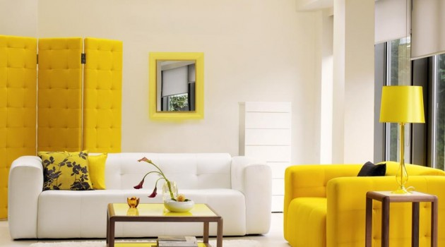 All Shades of Yellow To Add a Burst of Sunshine in Your Home