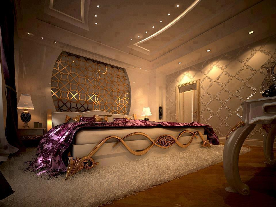 13 glam luxury bedroom design ideas - Home decor ideas bedroom ...