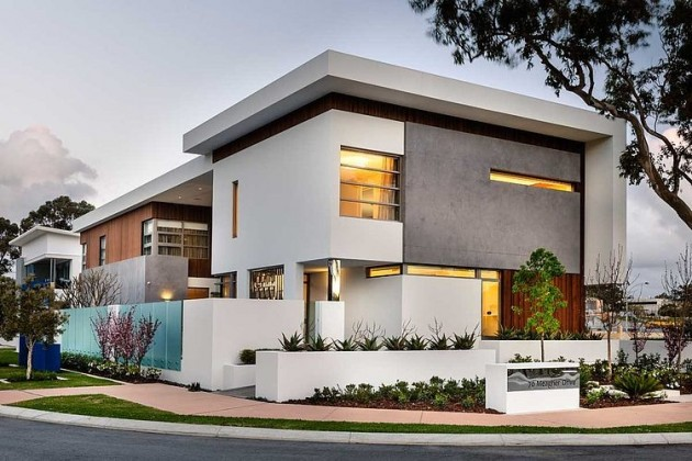 16 Outstanding Unique Dream House Designs For Your Inspiration