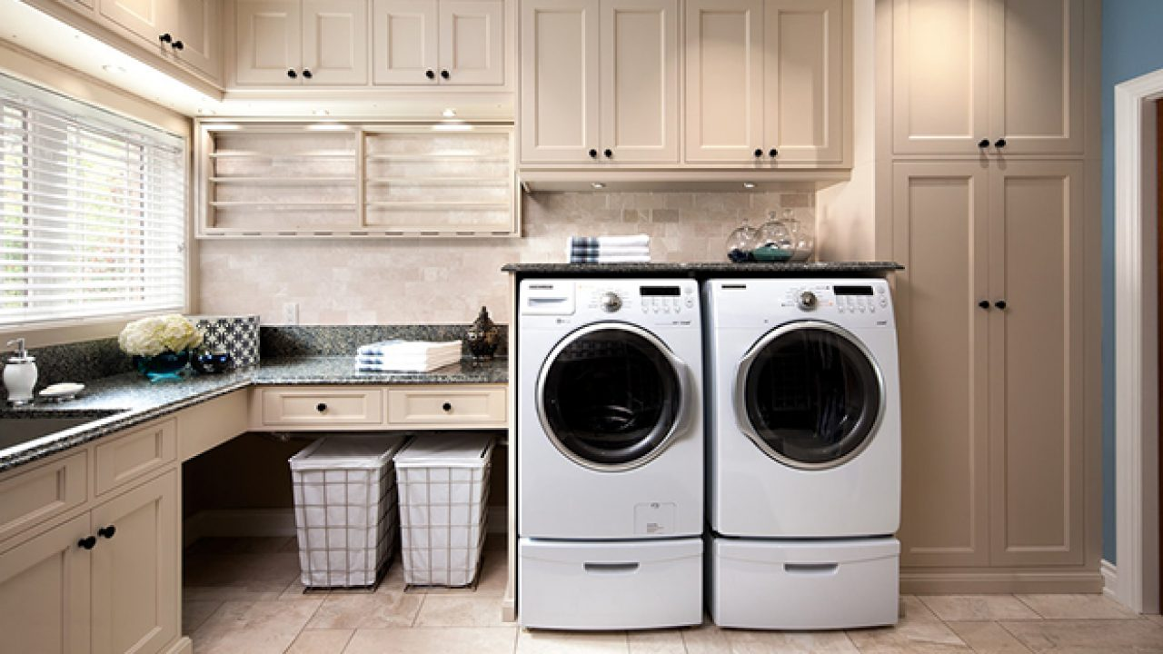 15 Elegant Laundry Room Designs To Get Ideas From on home nursery, home activities, home garden,