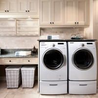 15 Elegant Laundry Room Designs To Get Ideas From