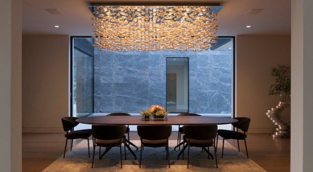 15 Extraordinary Contemporary Dining Room Designs