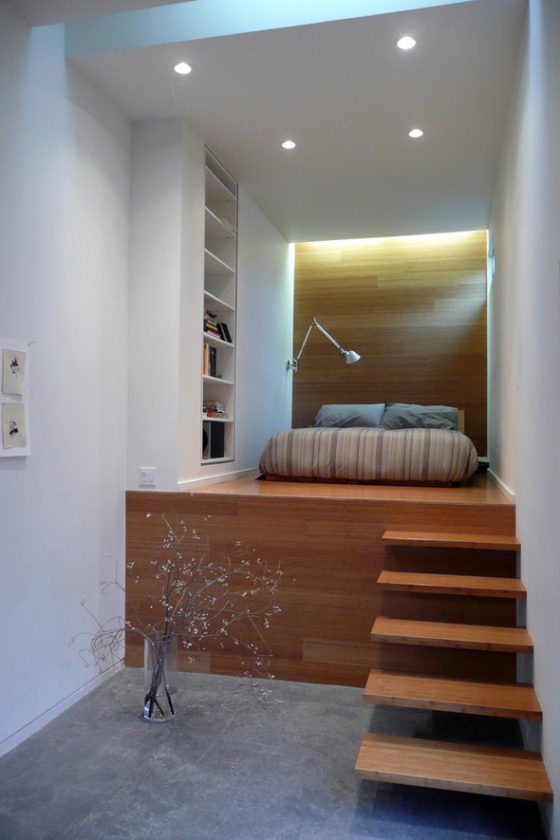 15 Extraordinary Industrial Bedroom Designs Worth Seeing