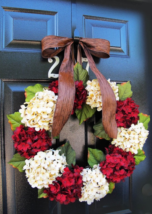 15 Magical Handmade Christmas Wreath Designs You Can DIY
