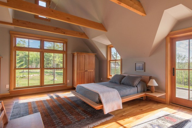 15 Marvelous Craftsman Bedroom Interior Designs For