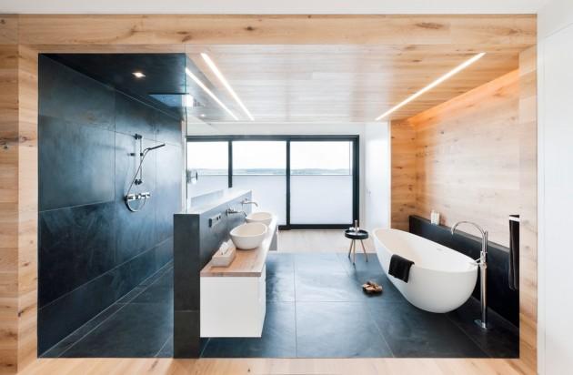 15 Mesmerizing Luxury Contemporary Bathroom Designs You Must See