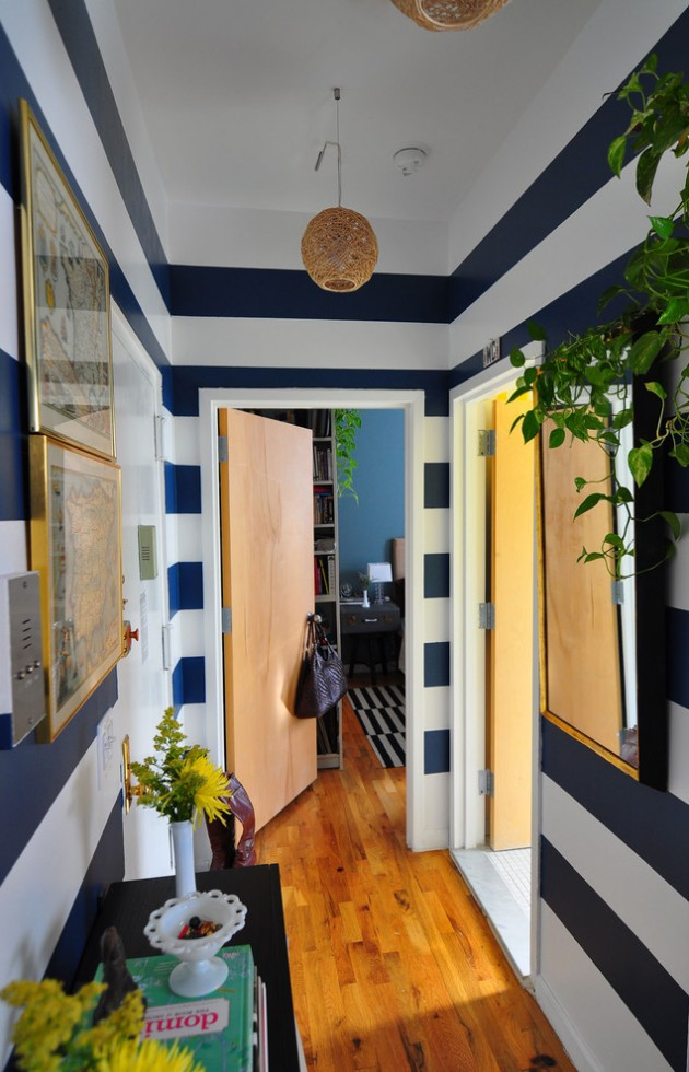 15 Out Of The Ordinary Eclectic Entry Designs For Your Home